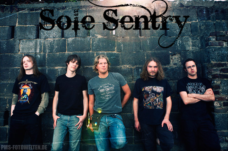 Foto der Band Sole Sentry
