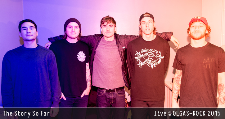 Foto der Band The Story So Far