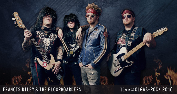 Foto von Francis Riley And The Floorboarders