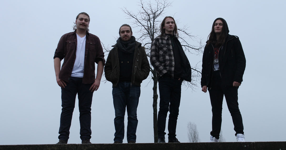 Foto der Band Broken Blessing