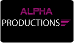 Logo ALPHA Productions